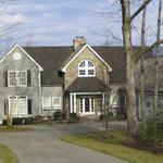 Smith Mountain Lake Nantucket Home
