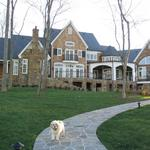 Smith Mountain Lake Stone Home