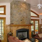 Barrel Vault family room