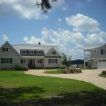 Fishing Bay Cottage and guest house/ garage